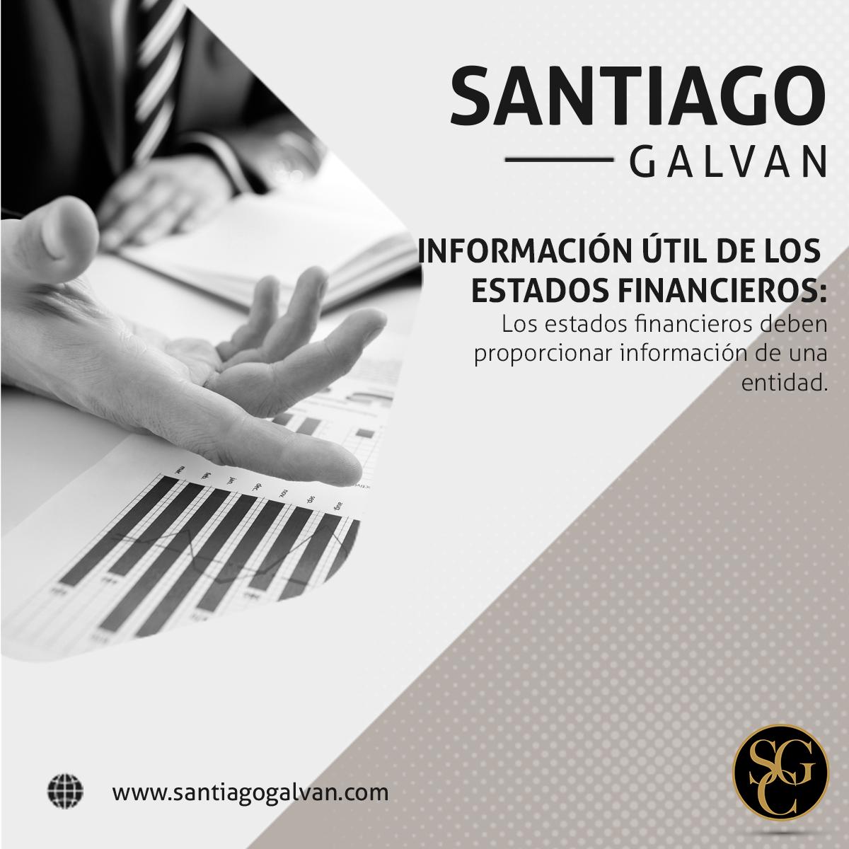 INFORMACIÓN ÚTIL DE LOS ESTADOS FINANCIEROS: