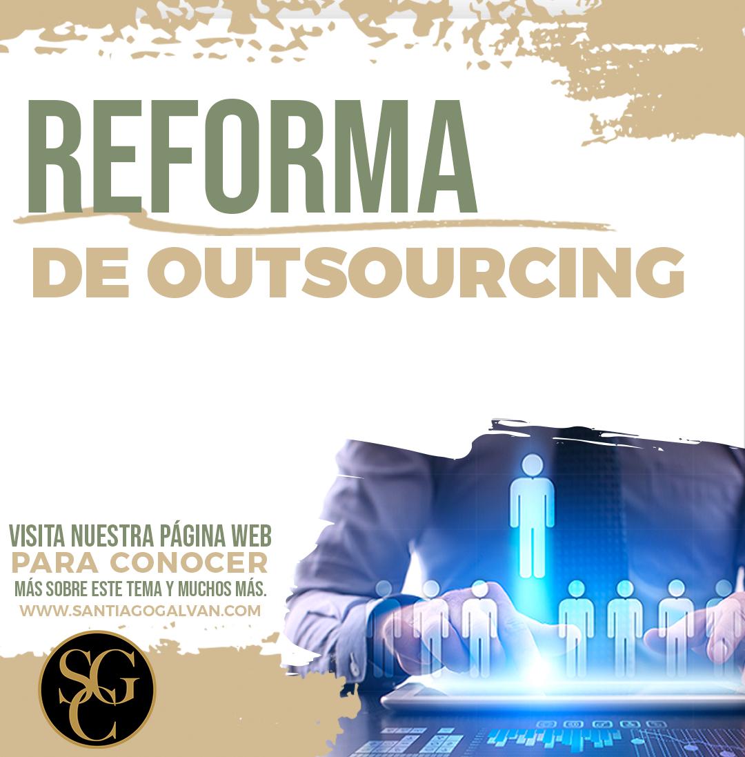 REFORMA DE OUTSOURCING